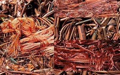 Compra de Chatarra de cobre