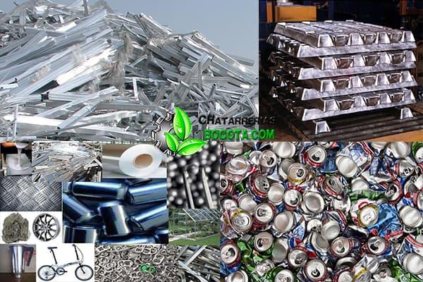 Compra de Aluminio Bogotá