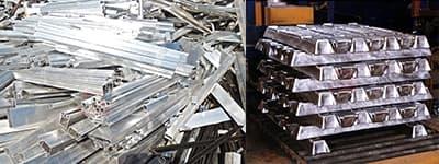 Aluminio perfil