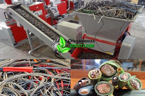 Precio de Cable Reciclado