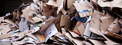 Compra de cartón en Bogotá