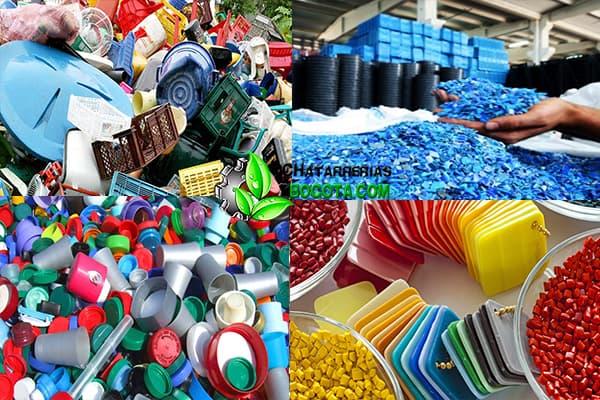 Precio del Plástico Bogotá 2021