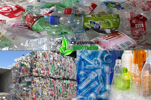 Compra de Pet Botellas Frascos en Bogotá